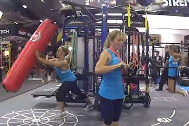 Оснащение тренажерных залов и фитнес клубов под ключ - Адекватное зонирование